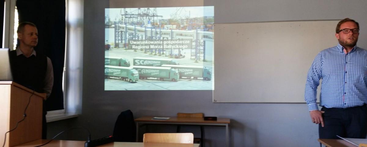 scandinavian Warsztaty Scandinavian Express ze studentami Uniwersytetu Gdańskiego