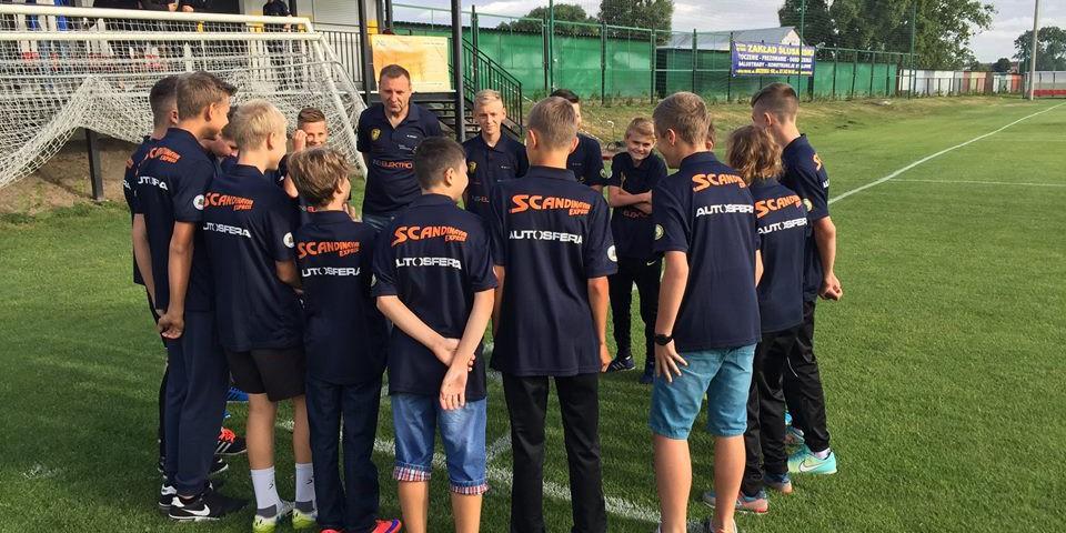 scandinavian Wspieramy młodych piłkarzy biorących udział w turnieju GOTHIA CUP