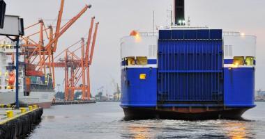 Transport drogowy morski