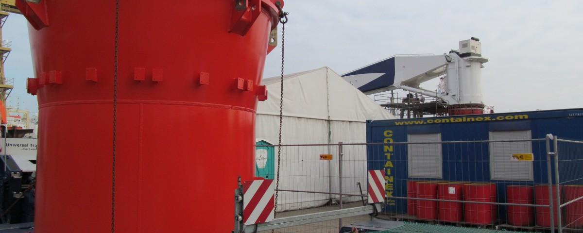 scandinavian Kolejny nietypowy ładunek ponadgabarytowy