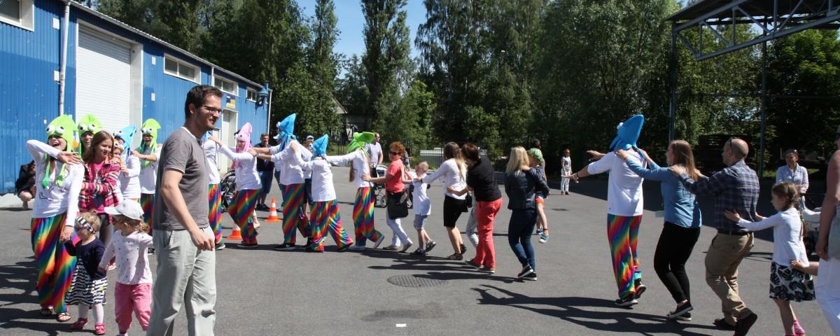 scandinavian Festyn Rodzinny w SCNEX