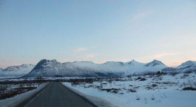 Cała Skandynawia, całą zimę
