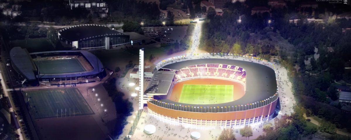 scandinavian stadium